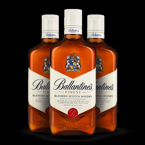 Whisky Ballantine's 1 Litro - Brasileirão Atacado