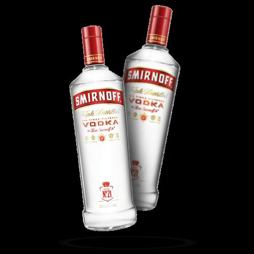 Vodka Smirnoff 998ml - Brasileirão Atacado