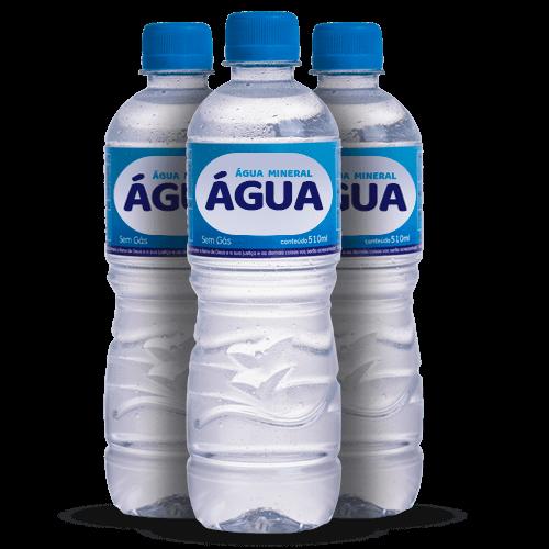 Água Mineral sem Gás 510ml - Brasileirão Atacado