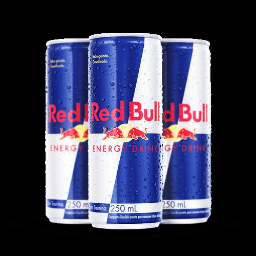 Energético Red Bull Lata 250ml - Brasileirão Atacado