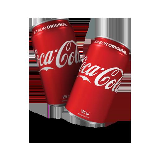 Coca-Cola 350ml - Brasileirão Atacado
