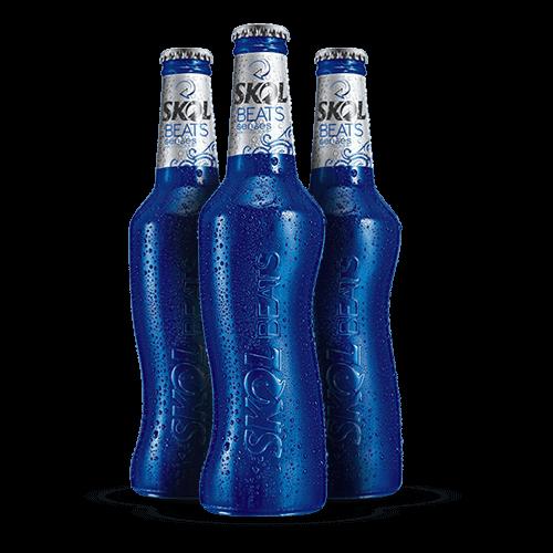 Cerveja Skol Beats Senses 313ml - Brasileirão Atacado