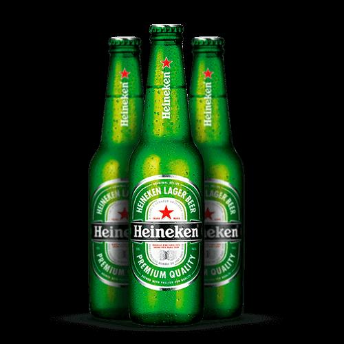 Heineken Long Neck 330ml - Brasileirão Atacado