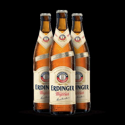 Cerveja Erdinger Tradicional 500ml – Grátis Vasilhame - Brasileirão Atacado