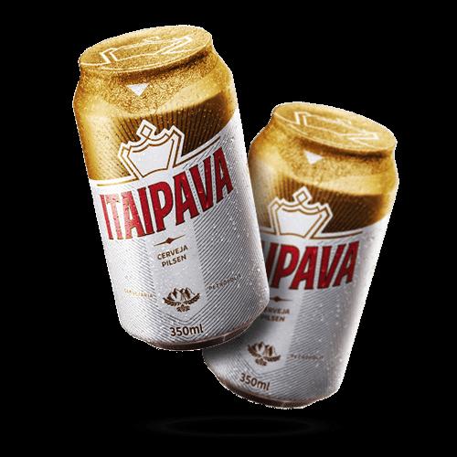 Cerveja Itaipava 350ml - Brasileirão Atacado