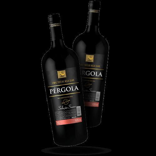 Vinho Pérgola 1 Litro - Brasileirão Atacado