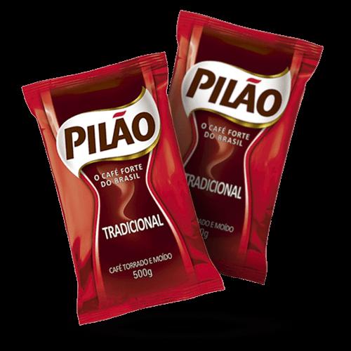 Café Pilão 500g Tradicional - Brasileirão Atacado