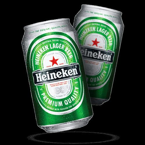 Cerveja Heineken Lata 350ml - Brasileirão Atacado