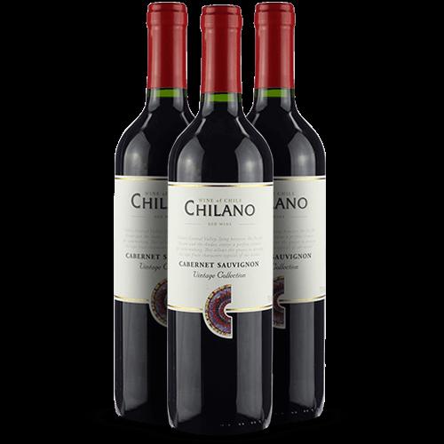Vinho Chilano 750ml - Brasileirão Atacado