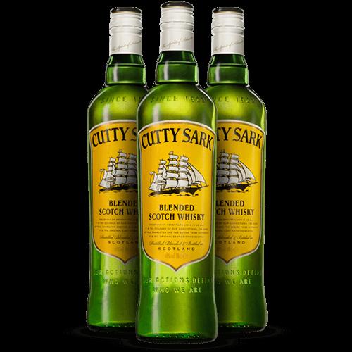 Whisky Cutty Sark 1Litro - Brasileirão Atacado