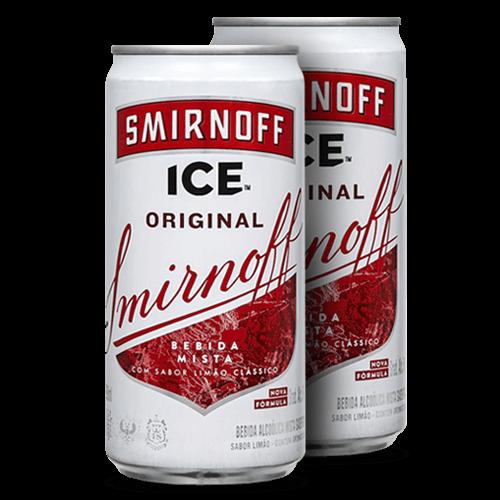 Smirnoff Ice Lata 269ml - Brasileirão Atacado